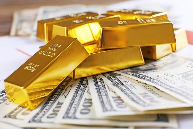 Ouro se preparando para cair!