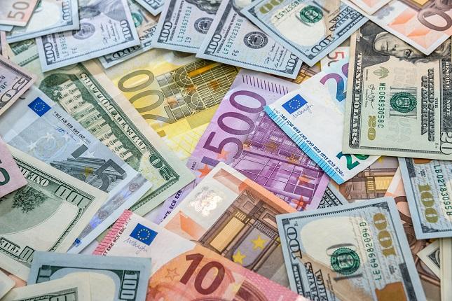 EUR/USD Em Baixa Pode Ter Retração