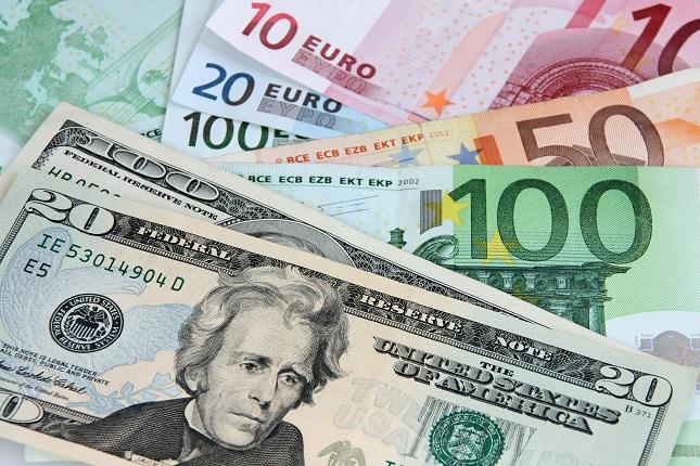 EUR/USD em Retração