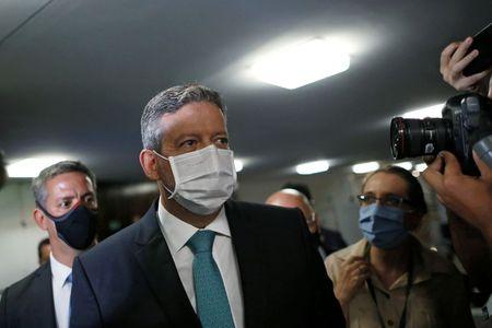 """Lira diz haver crise no gás de cozinha e critica monopólio """"absurdo"""" da Petrobras"""
