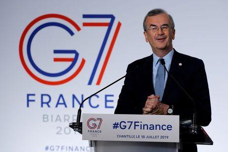 BCE tem tempo de sobra para planejar encerramento de compras de ativos pandêmicas, diz Villeroy