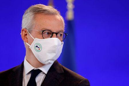 Ministro das Finanças francês, Bruno Le Maire