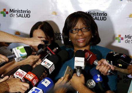 Carissa Etienne, diretora da Opas