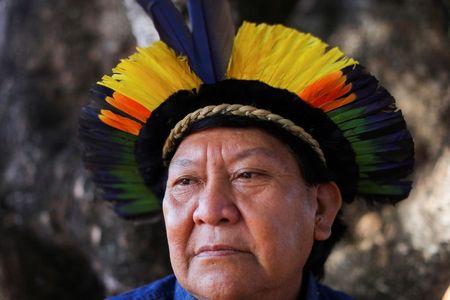 Líder ianomâmi Davi Kopenawa vê tempos difíceis para os indígenas do Brasil