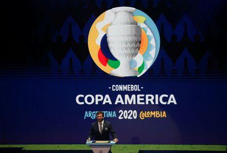 Conmebol pede que Argentina sedie Copa América sozinha