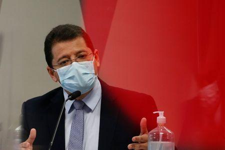 Secretário do Amazonas Diz que Conversou com Pazuello em 7 de Janeiro Sobre Crise de Oxigênio