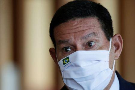 Em Meio a Denúncias, Mourão Rejeita Abalo de Discurso Anticorrupção de Bolsonaro