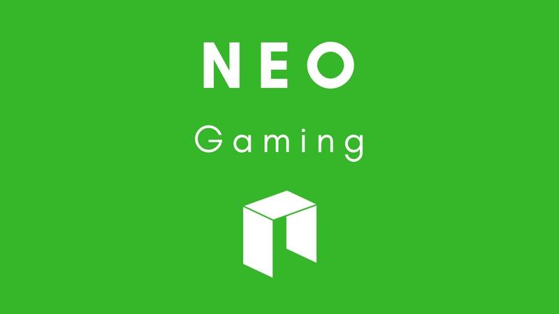 Crypto NEO gaming