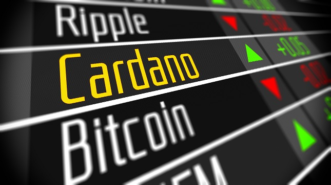 Cardano Crypto Currency Market