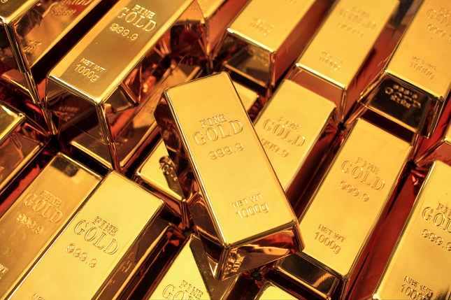 الذهب يسقط أثناء الأسبوع ، باحثا عن الدعم بأدني
