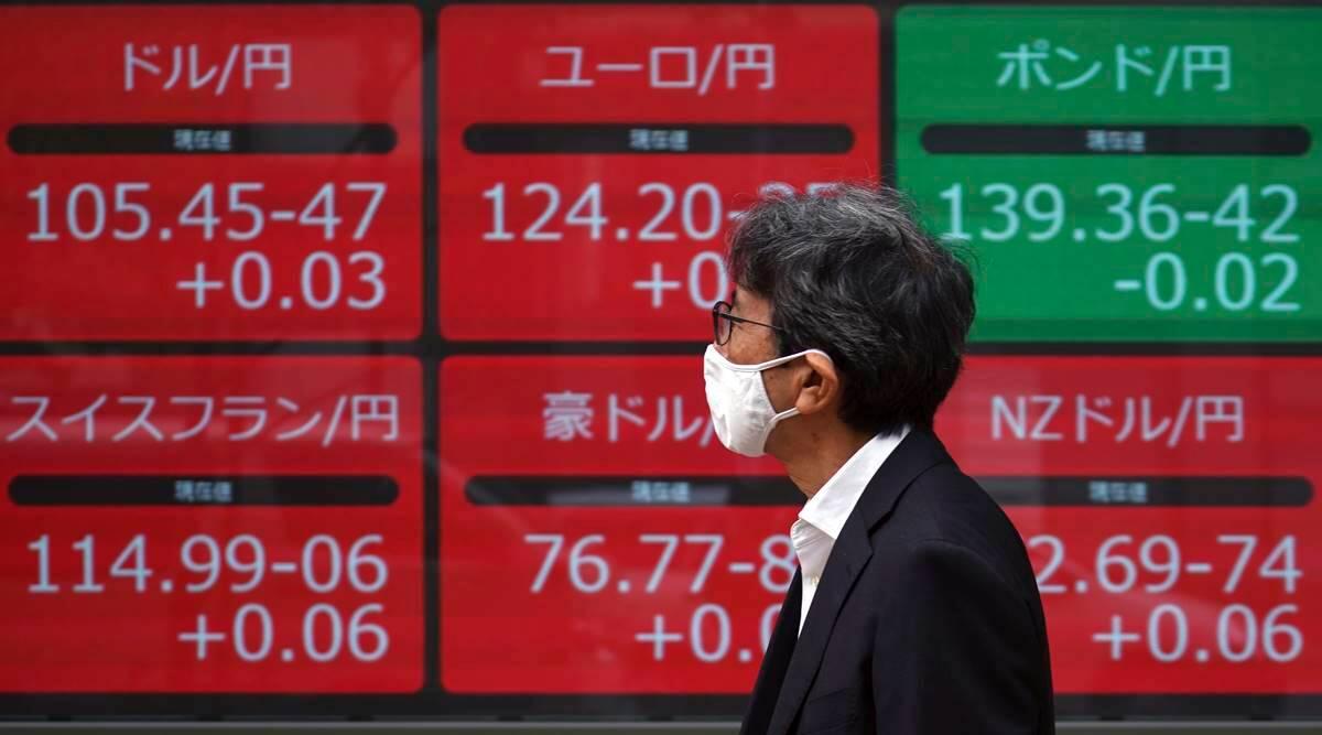 أسواق الأسهم الآسيوية تغلق متباينة وسط تجدد مخاوف إيفرجراند وأزمة الطاقة والإنتخابات اليابانية