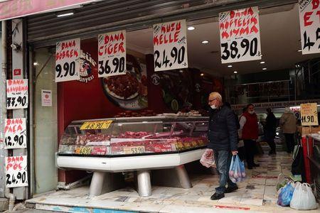 التضخم التركي يصعد إلى 19.58% في سبتمبر
