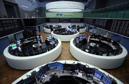 الأسهم الأوروبية ترتفع مع طغيان مكاسب التكنولوجيا على خسائر سهم إريكسون