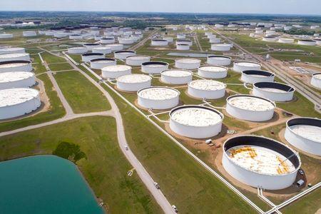 تقرير: نزول إنتاج الولايات المتحدة النفطي في أبريل